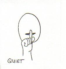 Instrumentalizo mi silencio